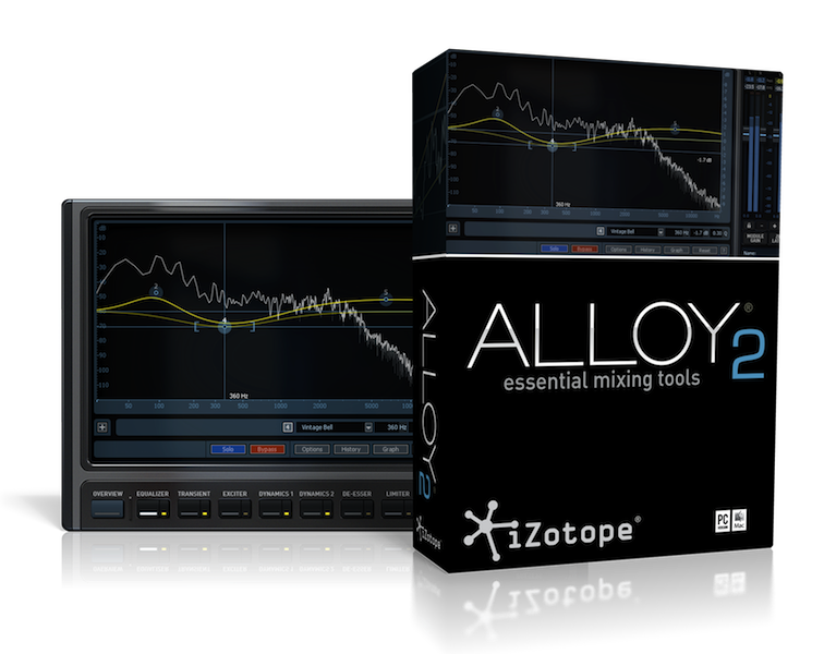 iZotope Alloy 2 Photo -mixrevu.com