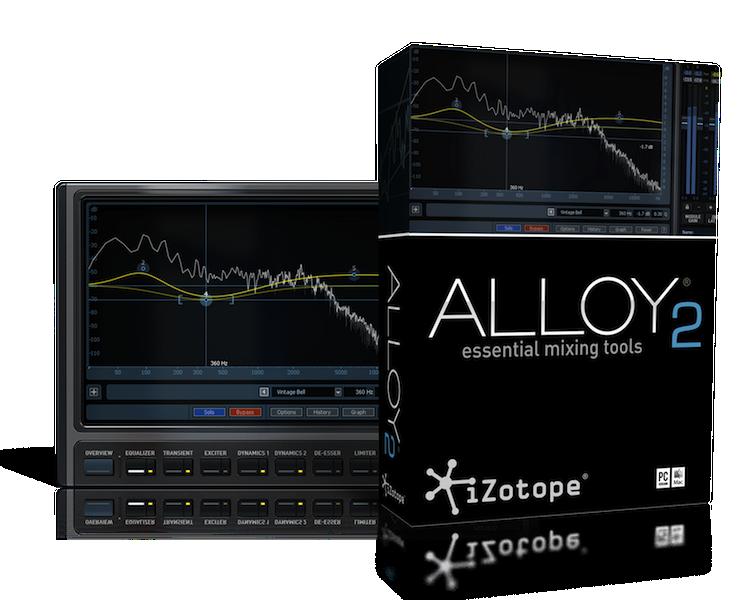 iZotope Alloy 2 - mixrevu.com