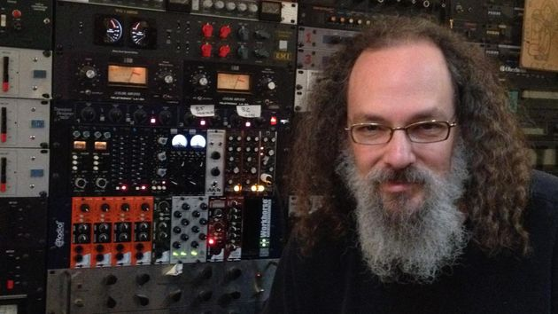 Andrew Scheps in studio - 5 Top Mix Engineers U Should Know in Country Music!