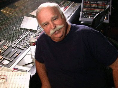 Bruce Swedien in Studio