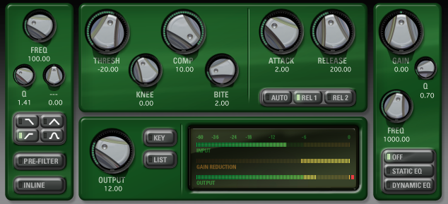 McDSP Compressor Bank Plugin