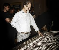 Eddie Kramer in Studio - 5 Top Mix Engineers in Rock