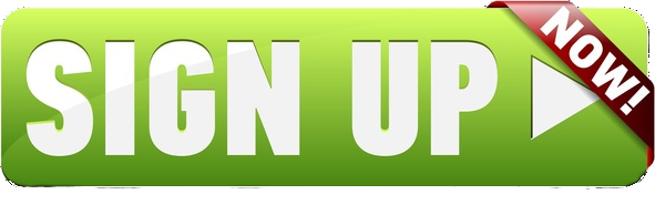 Green Sign Up Button with Transparent Background