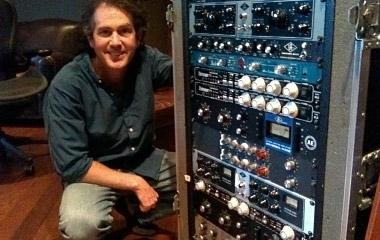 Justin Niebank in studio - 5 Top Mix Engineers U should Know in Country Music!
