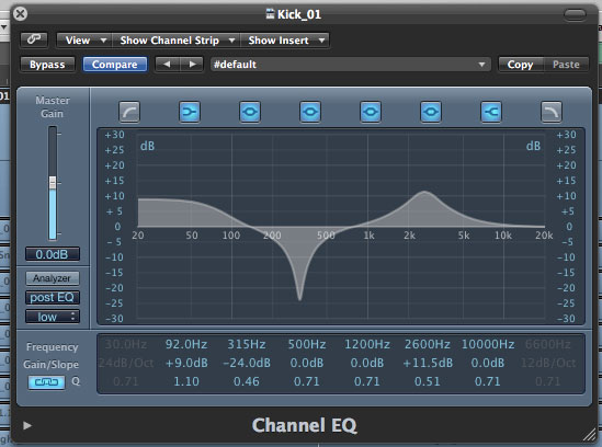 Logic Pro Channel EQ  - Equaliation The Why & How - Understand Everything About Equalization