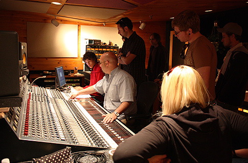 Metalworks institute Recording Studio Students - How To Lose Clients