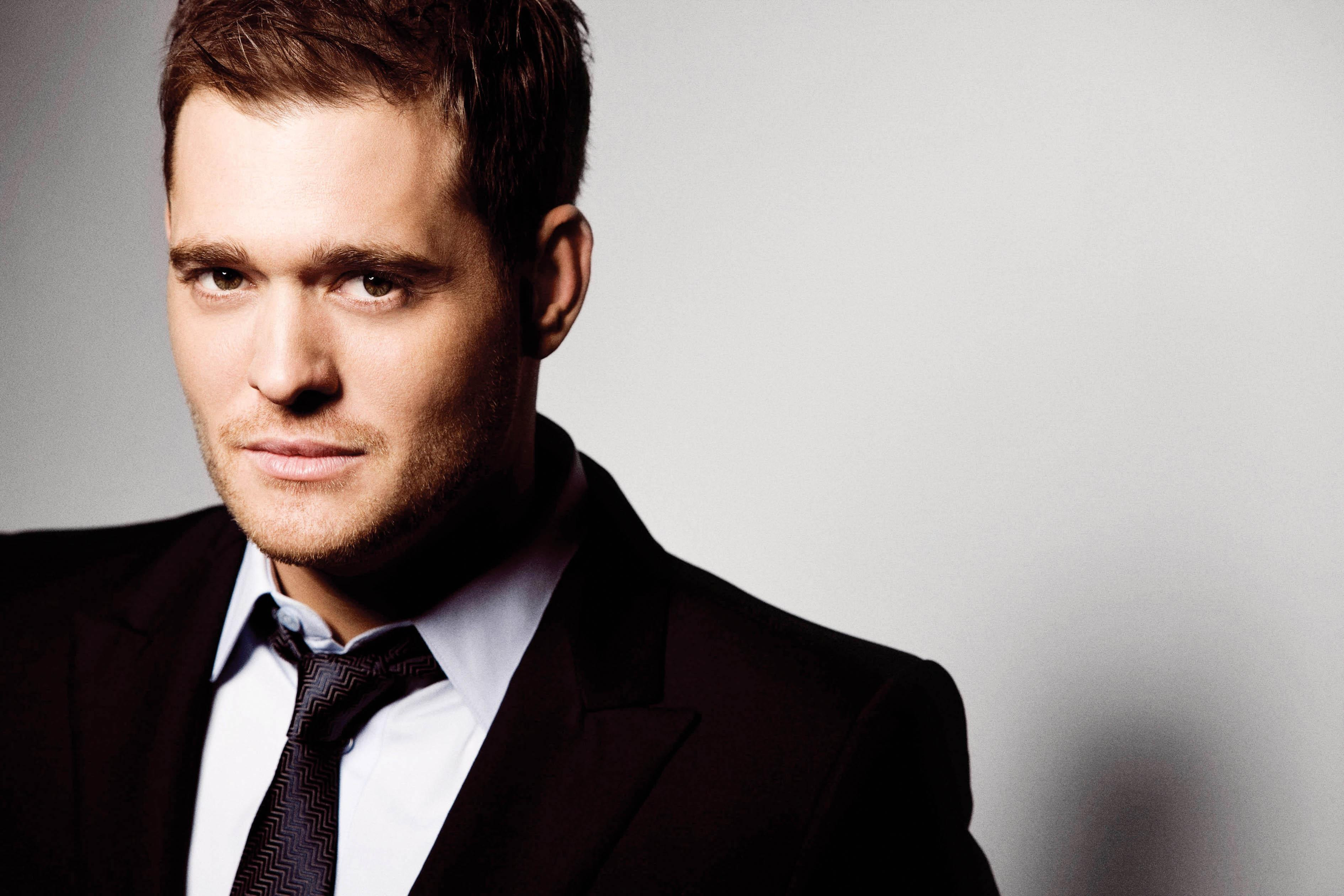 Michael Buble Headshot - Name That Mic - Celebrity Microphone Trivia!