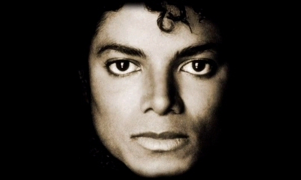 Michael Jackson  Headshot (early photo) - Name That Mic - Celevrity Microphone Trivia!
