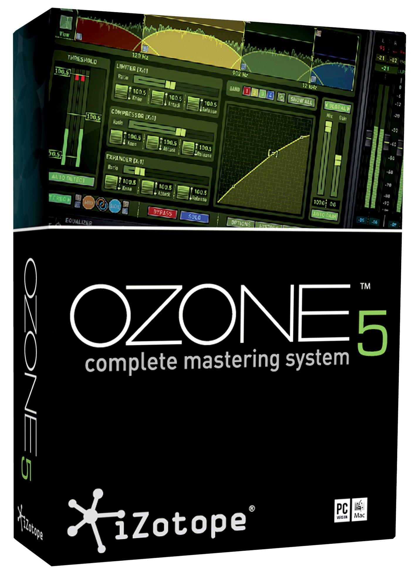 Ozone 5 Mastering Bundle