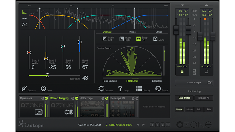 iZotope Ozone 6 photo -mixrevu.com