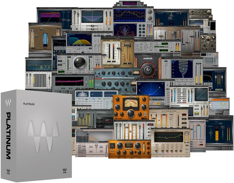 Waves Platinum Bundle - Audio Engineers