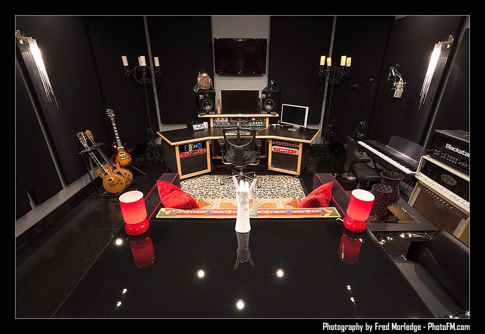 Rock Recording Studio- Troubleshooting in the Recording Studio for Audio Engineers