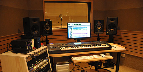 Recording studio control room - Troubleshooting in the Recording Studio for Audio Engineers