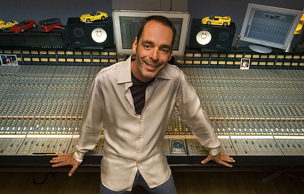 Tom Lord-Alge in studio - 5 Top Mix Engineers in Rock
