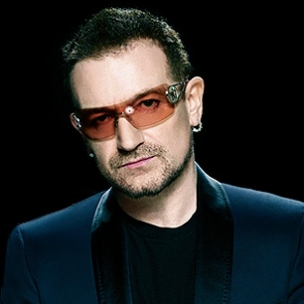 Bono  Headshot - Name That Mic - Celebrity Microphone Trivia!
