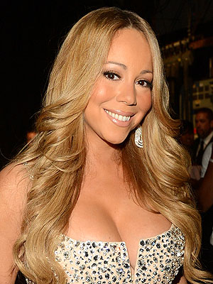 Mariah Carey Headshot - Name That Mic - Celebrity Microphone Trivia!