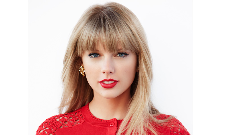 Taylor Swift Headshot - Name That Mic - Celebrity Microphone Trivia!